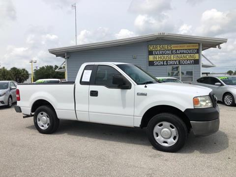 2006 Ford F-150 for sale in Venice, FL