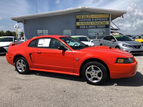 2004 Ford Mustang for sale in Venice, FL