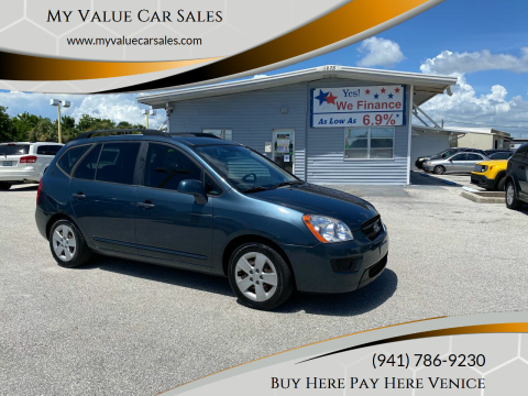 2009 Kia Rondo for sale at My Value Car Sales - Upcoming Cars in Venice FL