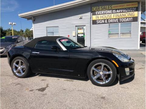 2007 Saturn SKY for sale at My Value Car Sales in Venice FL