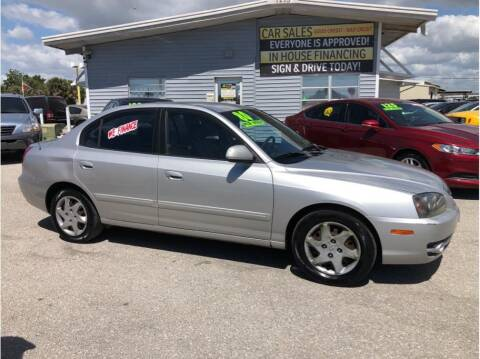 2005 Hyundai Elantra for sale at My Value Car Sales in Venice FL