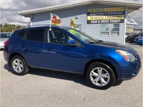 2008 Nissan Rogue for sale at My Value Car Sales in Venice FL