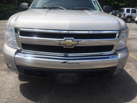 2008 Chevrolet Silverado 1500 extended cab LT for sale at B & Z Auto Sales LLC in Delran NJ