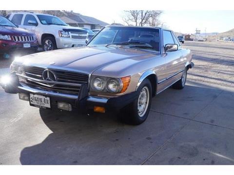 1979 Mercedes-Benz 450-Class for sale in Casper, WY