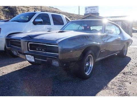 1969 Pontiac GTO for sale in Casper, WY
