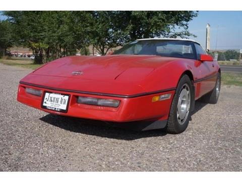 1987 Chevrolet Corvette for sale in Casper, WY