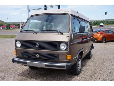 1985 Volkswagen Vanagon for sale in Casper, WY