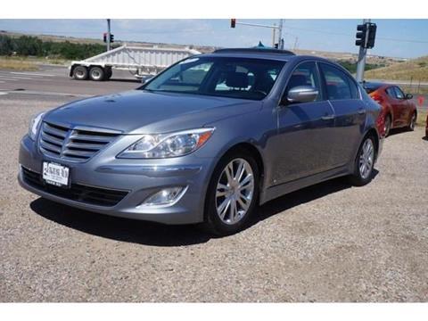 2014 Hyundai Genesis for sale in Casper, WY