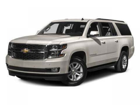 2016 Chevrolet Suburban LT 1500 for sale at PARADISE AUTO in Casper WY
