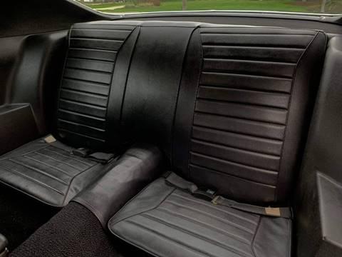 1970 Pontiac Trans Am