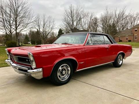 1965 Pontiac GTO for sale in North Royalton, OH