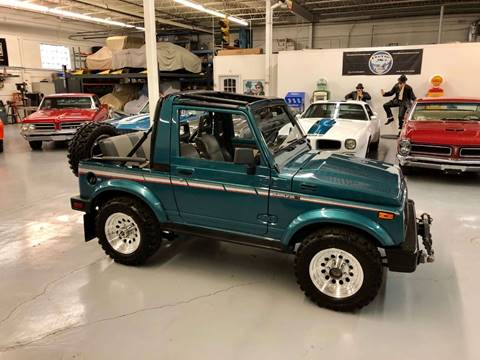 1987 Suzuki Samurai for sale in North Royalton, OH