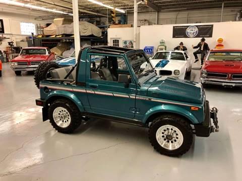 1987 Suzuki Samurai for sale in North Royalton, OH