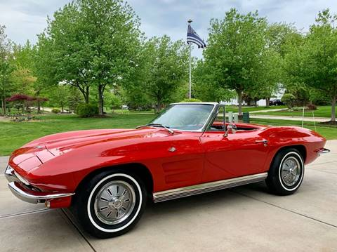 1964 Chevrolet Corvette for sale in North Royalton, OH