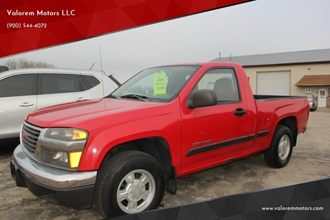 2004 GMC Canyon for sale in Green Bay, WI