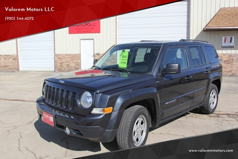 2014 Jeep Patriot for sale in Green Bay, WI