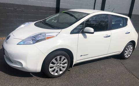 2016 Nissan LEAF for sale in Lynnwood, WA