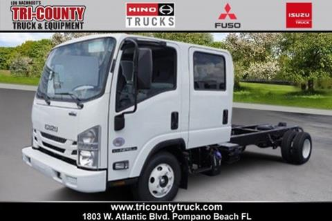 2018 Isuzu NPR for sale in Pompano Beach, FL