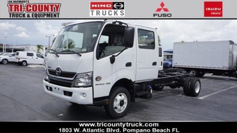 2019 Hino 155 for sale in Pompano Beach, FL