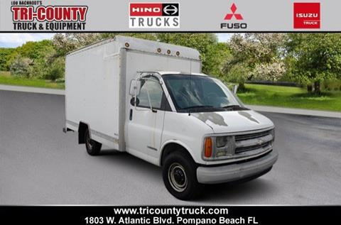2002 Chevrolet Express Cutaway for sale in Pompano Beach, FL