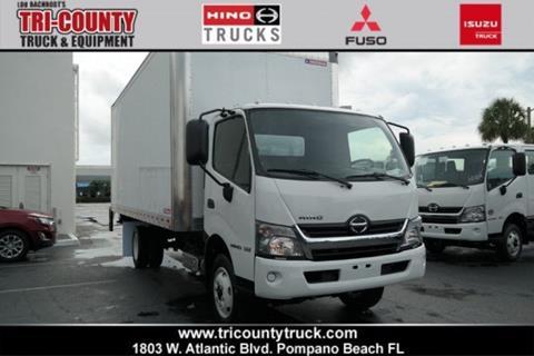 2020 Hino 155 for sale in Pompano Beach, FL