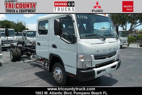 2019 Mitsubishi Fuso FEC7TW for sale in Pompano Beach, FL