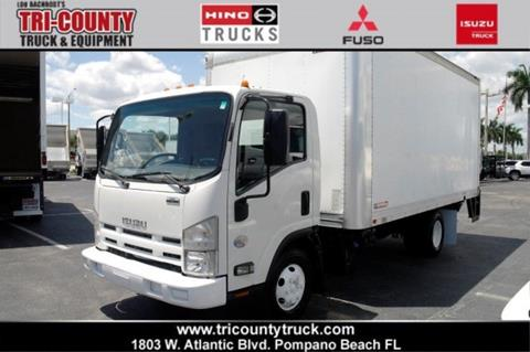 2015 Isuzu NPR for sale in Pompano Beach, FL