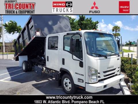 2020 Isuzu NPR HD for sale at TRUCKS BY BROOKS in Pompano Beach FL