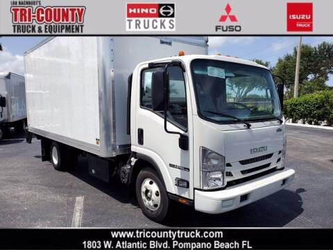 2020 Isuzu NPR HD NF354 for sale at TRUCKS BY BROOKS in Pompano Beach FL