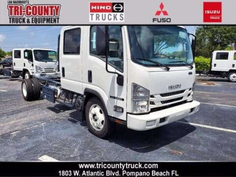 2019 Isuzu NQR for sale at TRUCKS BY BROOKS in Pompano Beach FL