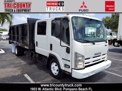 2013 Isuzu NPR HD for sale at TRUCKS BY BROOKS in Pompano Beach FL