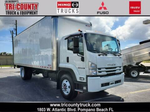 2021 Isuzu FTR for sale at TRUCKS BY BROOKS in Pompano Beach FL