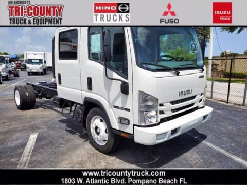 2020 Isuzu NPR for sale at TRUCKS BY BROOKS in Pompano Beach FL