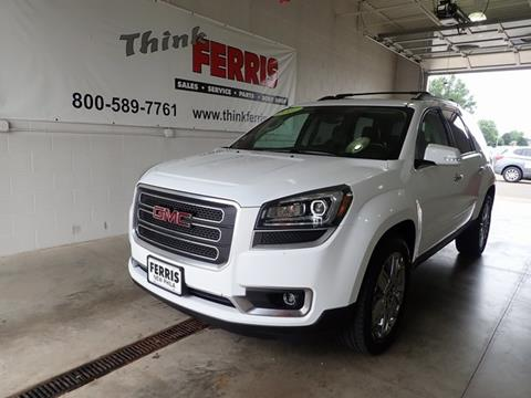 2017 GMC Acadia Limited for sale in New Philadelphia, OH
