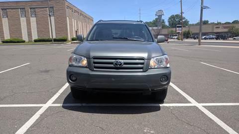 2007 Toyota Highlander for sale at Shah Motors LLC in Paterson NJ