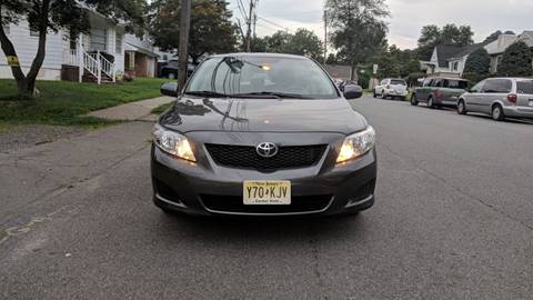 2010 Toyota Corolla LE for sale at Shah Motors LLC in Paterson NJ