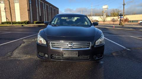 2014 Nissan Maxima 3.5 S for sale at Shah Motors LLC in Paterson NJ