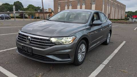 2019 Volkswagen Jetta for sale at Shah Motors LLC in Paterson NJ