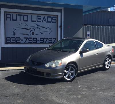 Acura Rsx For Sale >> Acura Rsx For Sale In Pasadena Tx Auto Leads
