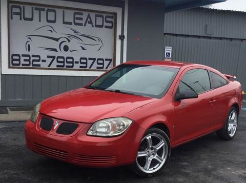 2008 Pontiac G5 for sale in Pasadena, TX