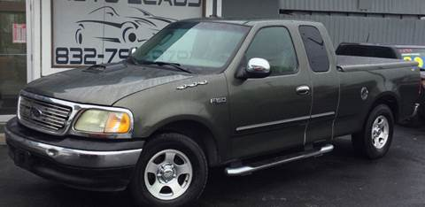 2001 Ford F-150 for sale in Pasadena, TX
