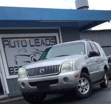 2002 Mercury Mountaineer for sale in Pasadena, TX