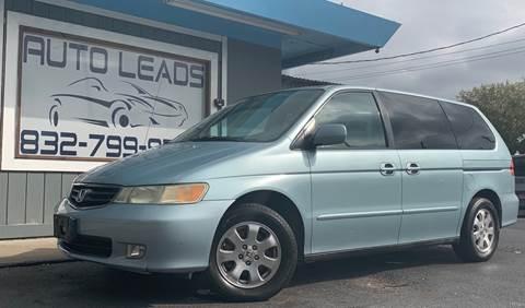 2004 Honda Odyssey for sale in Pasadena, TX