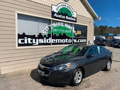 2015 Chevrolet Malibu for sale in Auburn, ME