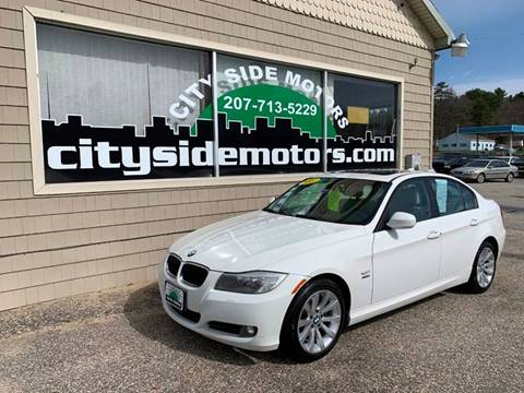 2011 Bmw 3 Series For Sale In Auburn Me