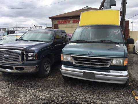 1996 Ford E-150 for sale in Reynoldsburg, OH