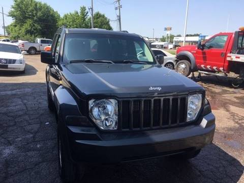 2010 Jeep Liberty for sale in Reynoldsburg, OH
