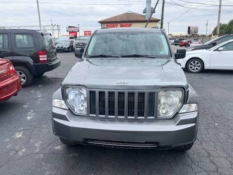 2012 Jeep Liberty for sale in Reynoldsburg, OH