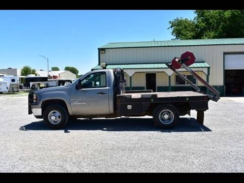 2007 GMC Sierra 3500HD CC for sale in Haysville, KS