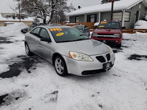 2007 Pontiac G6 for sale in Spokane, WA